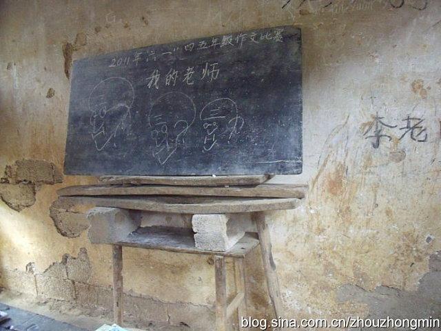 标题: 第111所:贵州省毕节大方县猫场镇大石头小学