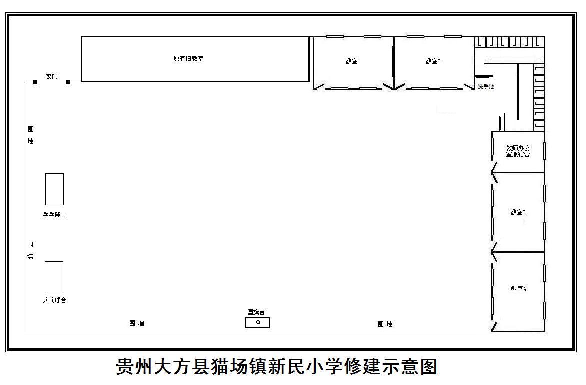 砖混结构(上下圈梁